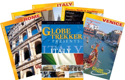 Globe Trekker: Ultimate Italy Box Set