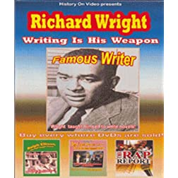 Richard Wright: Writing Is His Weapon
