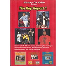 The Rap Report - Part 1