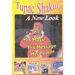 Tupac Shakur: A New Look