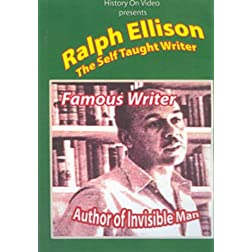 Ralph Ellison: The Self-Taught Writer