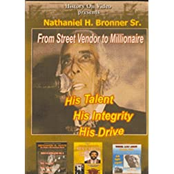 Nathaniel H. Bronner, Sr.: From Street Vender to Multimillionaire