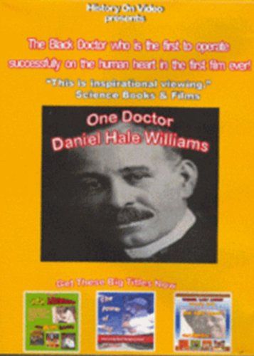 One Doctor: Daniel Hale Williams/Crunkest Rappers Show