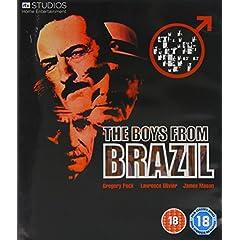 Boys from Brazil (1978) [Blu-ray]