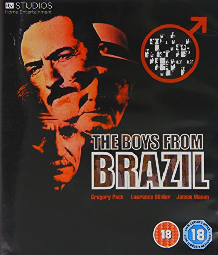Boys from Brazil (1978) [Blu-ray]