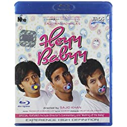 Heyy Babyy [Blu-ray] DVD