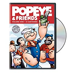 Popeye and Friends, Vol. 1