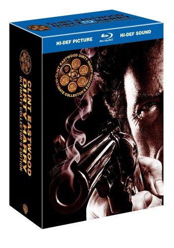 Dirty Harry Ultimate Collector's Edition [Blu-ray]