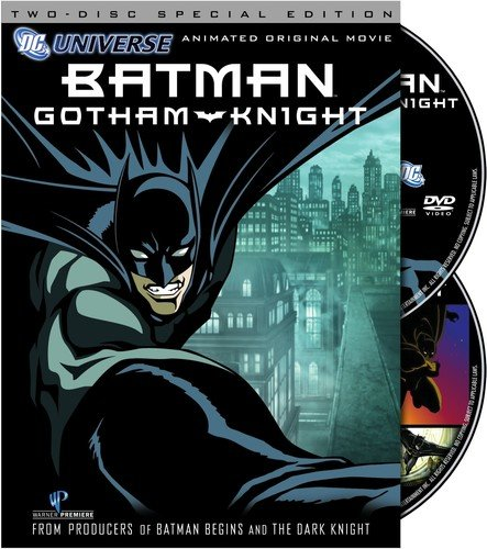 Batman Gotham Knight (Two-Disc Collector's Edition)
