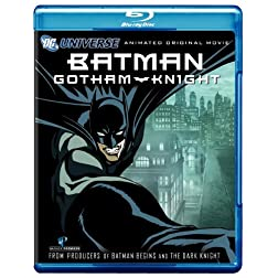 Batman Gotham Knight [Blu-ray]