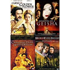 Asian Cinema 4-pack