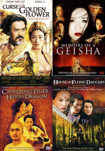 Asian Cinema 4-pack