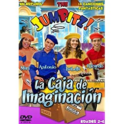 Los Jumpitz 'The Imagination Box En Espanol'