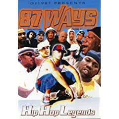 87 Ways DVD Mixtape, Vol. 1: Hip Hop Legends