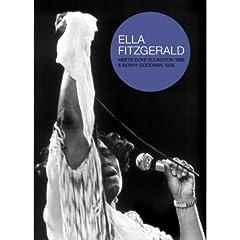 Ella Fitzgerald Meets Duke Ellington 1968 & Benny Goodman 1958