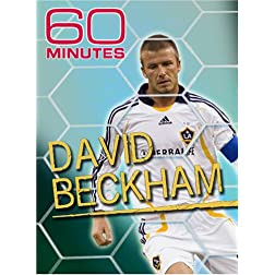 60 Minutes - David Beckham (March 23, 2008)