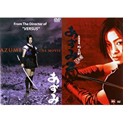 Azumi 2 Volume Box set