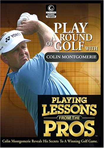 Golf Channel - Playing Lessons from the Pros: Colin Montgomerie