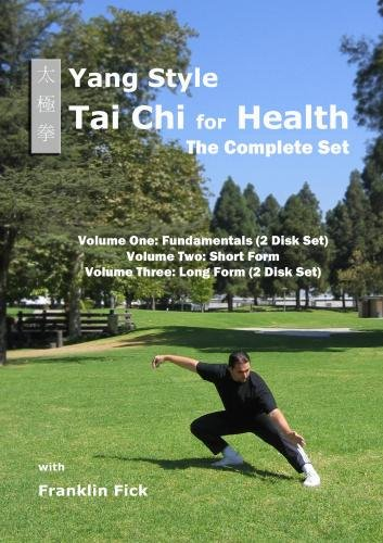 Yang style Tai Chi for Health: Complete (5 DVDs)