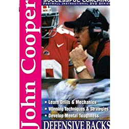John Cooper: Defensive Backs