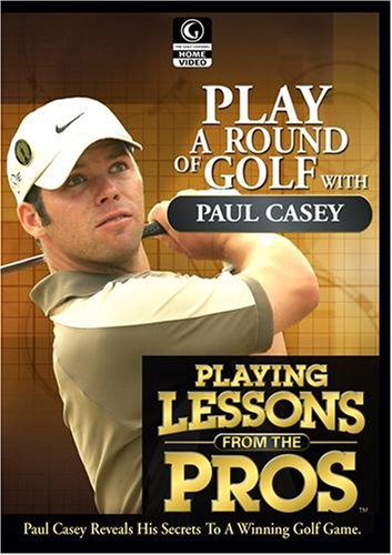 Golf Channel - Playing Lessons from the Pros: Paul Casey
