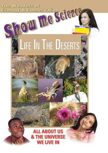 Ecology: Life In The Deserts