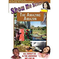 Ecology: The Amazing Amazon