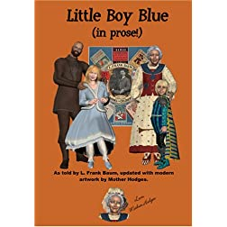 Little Boy Blue - In Prose!