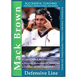 Mack Brown: Defensive Line