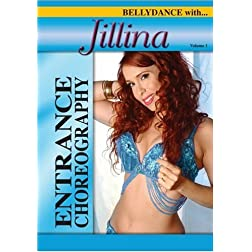 Jillina Entrance Choreography