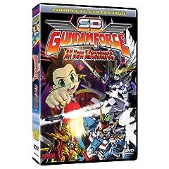 SD Gundam Force Anime Legends: All New Adventures