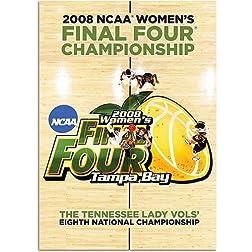 2008 Men's NCAA Championship DVD TM0400