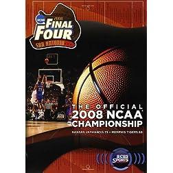 2008 Women's NCAA Championship DVD TM0401