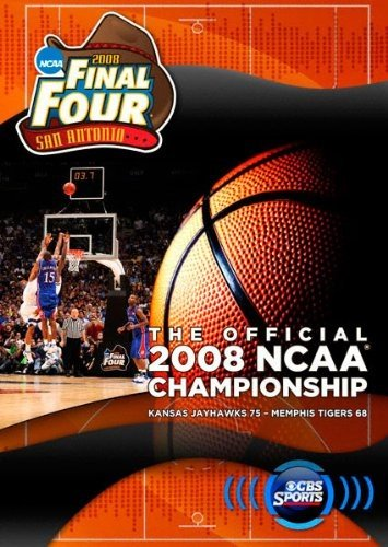 2008 Women's NCAA Championship DVD TM0401