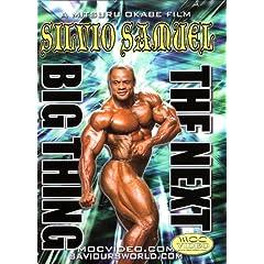 Silvio Samuel: The Next Big Bodybuilding Thing