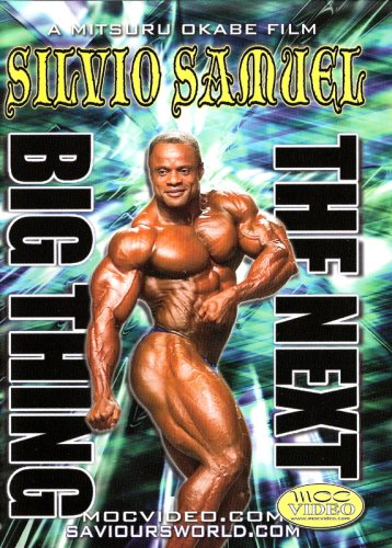 Silvio Samuel: The Next Big Bodybuilding Thing