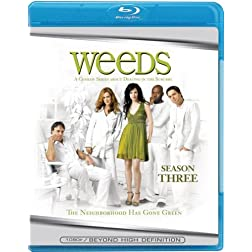 Weeds - Season Three [Blu-ray]