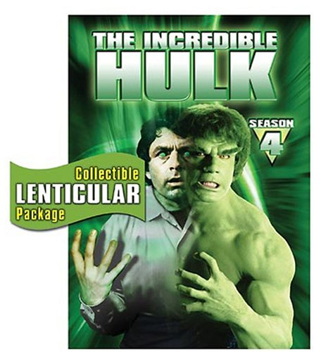 The Incredible Hulk - The Complete Fourth Season