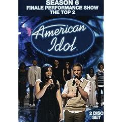 American Idol: Season 6 Finale Performance Show - The Top 2