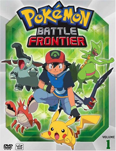 Pokemon: Battle Frontier Vol. 1 Box Set