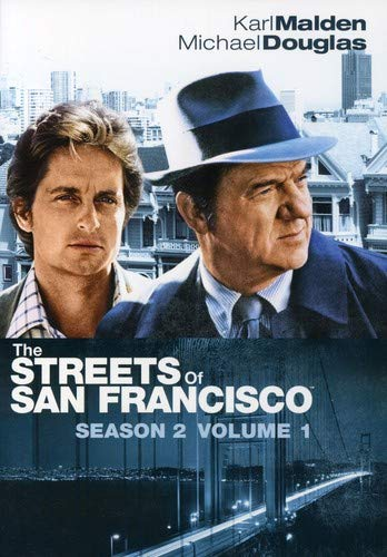 The Streets of San Francisco - The Second Season, Vol. 1