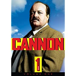 Cannon: Season One, Vol. 1