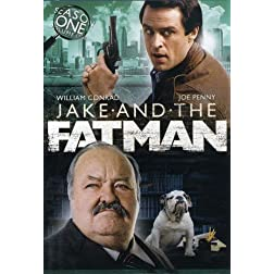 Jake and the Fatman: Season One, Vol. 1