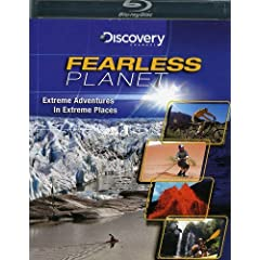 Fearless Planet [Blu-ray]