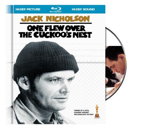 One Flew Over the Cuckoo's Nest [Blu-ray]