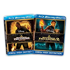 National Treasure /  National Treasure 2 - Book of Secrets [Blu-ray]