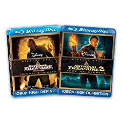 National Treasure /  National Treasure 2 - Book of Secrets [Blu-ray]