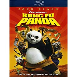 Kung Fu Panda [Blu-ray]