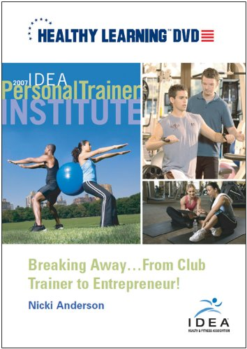 Breaking Awayâ¦From Club Trainer to Entrepreneur!