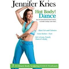 Jennifer Kries: Hot Body! Jazz